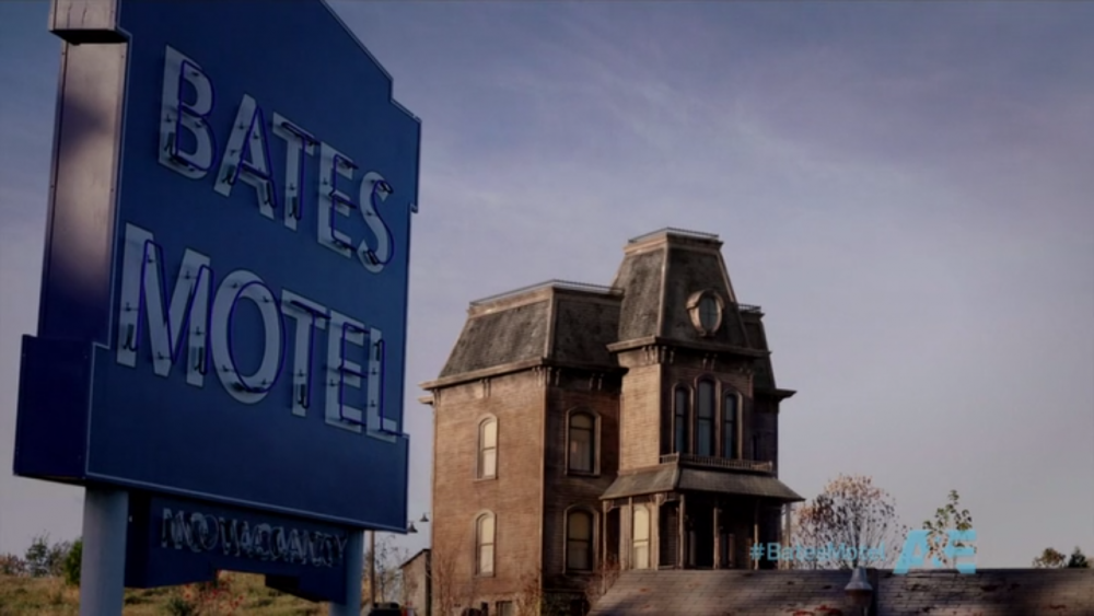 tv review bates motel 105 ocean view the obsessive viewer. Black Bedroom Furniture Sets. Home Design Ideas