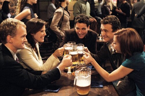 How i met your mother facebook ruined dating