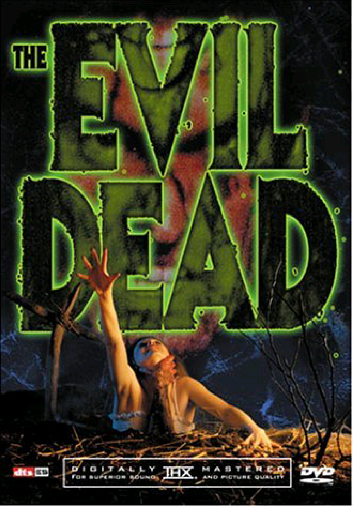 Streaming Saturday: The Evil Dead (1981) | The Obsessive ...