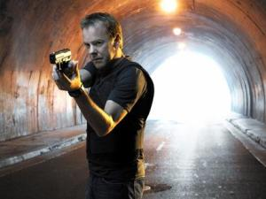 Kiefer Sutherland of 24 nominated for Primetime Emmy Award