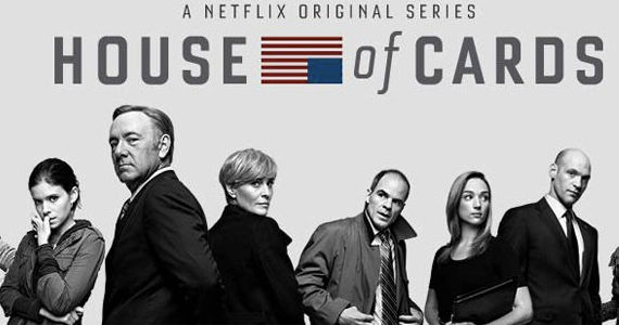 The Cast Of House Of Cards Netflix