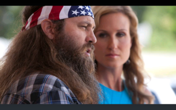 Oh yeah, one of the Duck Dynasty guys is in this movie.