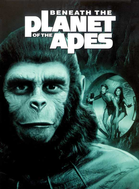 Apes Franchise Review: Part II – Beneath the Planet of the Apes (1970) | The Obsessive Viewer