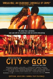 city of god poster dvd cover
