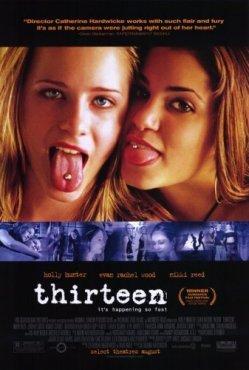 thirteen 2003 poster