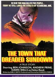 The-Town-that-Dreaded-Sundown poster