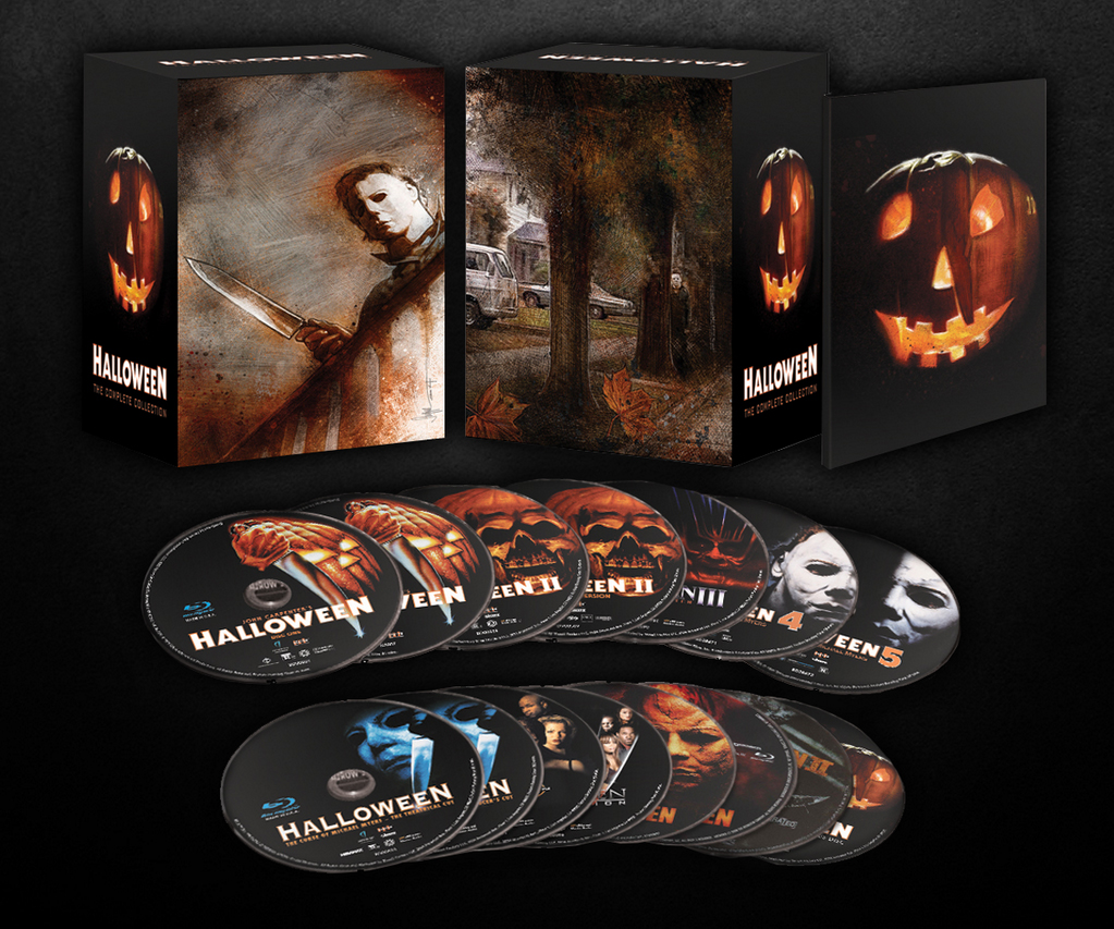 blu-ray review: halloween – the complete collection limited deluxe