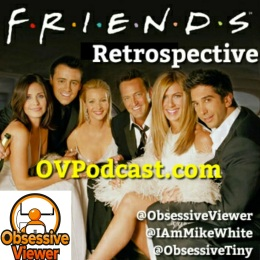 Friends Retrospective Cover
