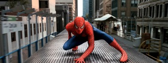 Spider-Man2train