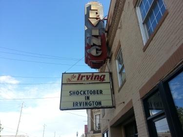 shocktober in irvington