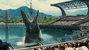 jurassic world sea dinosaur