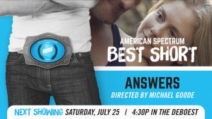 Awards - American Spector - Short