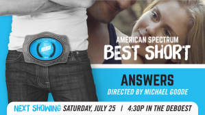 Awards - American Spector - Short
