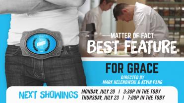 Awards - Matter of Fact - Feature