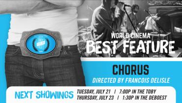 Awards - World Cinema - Feature